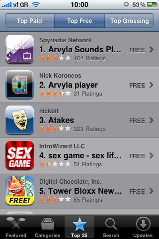 Arvyla Sounds Player Top Free App